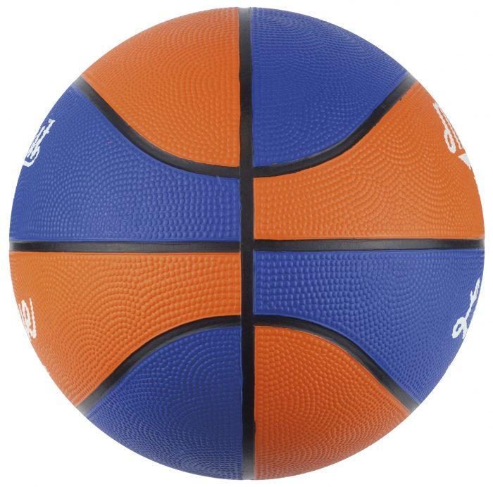 Orange Midwest League Basketball Ball All Sizes Purple or Blue Yellow