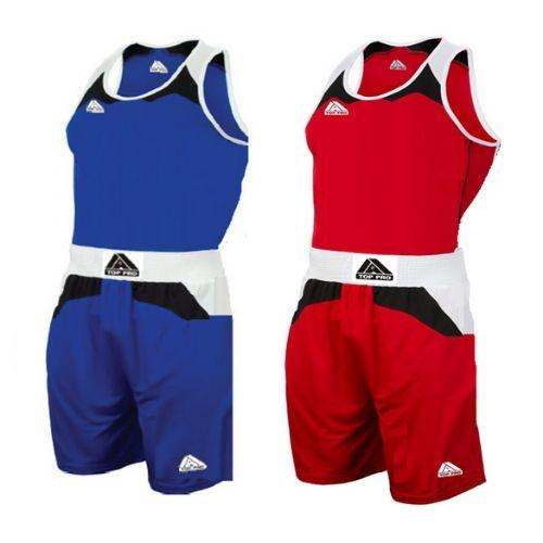 Top Pro Club Boxing Set Kids (Sizes Xxs To S)