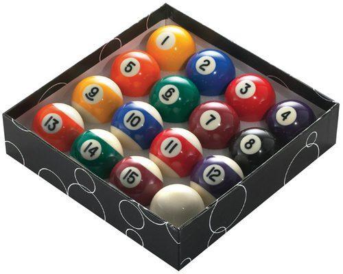 Snooker & Pool Balls