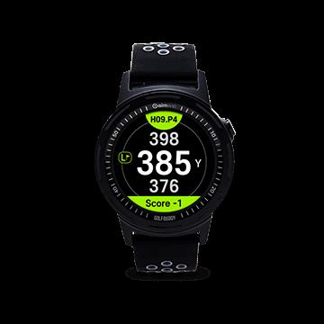 Golfbuddy GPS Aim W10 Smart Watch
