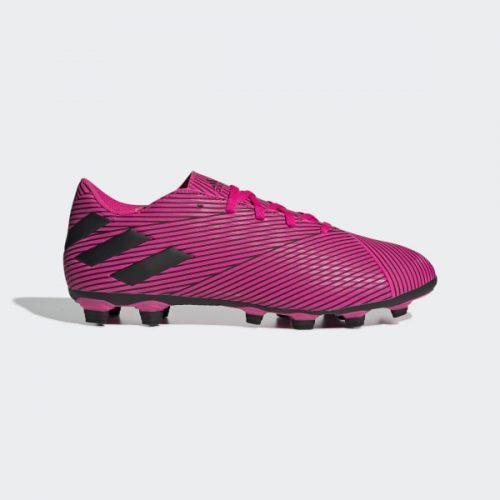 adidas Nemeziz 19.4 Flexible Ground Boots (Pink)