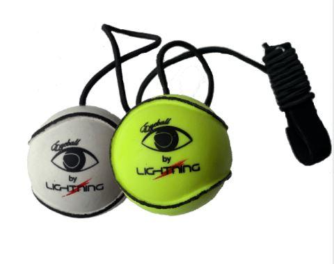 The Lightning Eyeball Training Aid