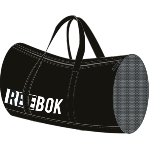 Reebok Foundation Cylinder Bag Black