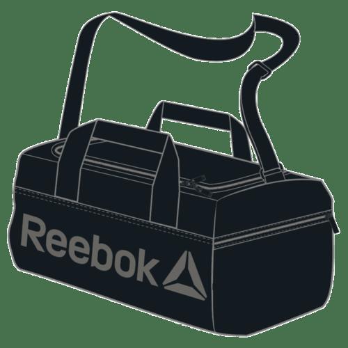 Reebok Active Core Medium Grip - Black/Grey