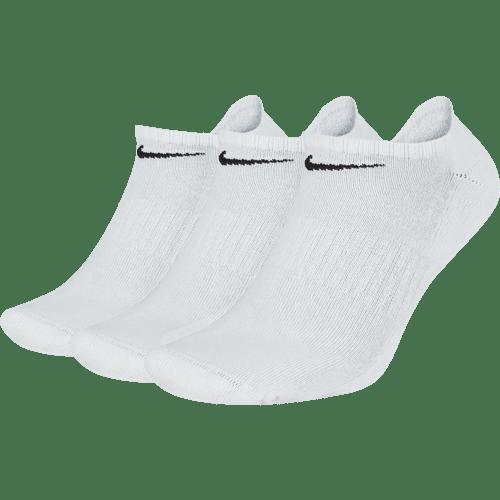 Nike Everyday Cushion No-Show Training Socks (3 Pair)
