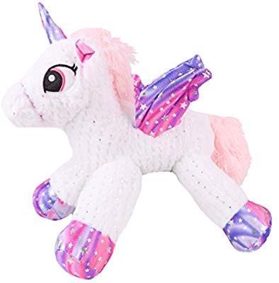 32cm Plush Glitter Unicorns