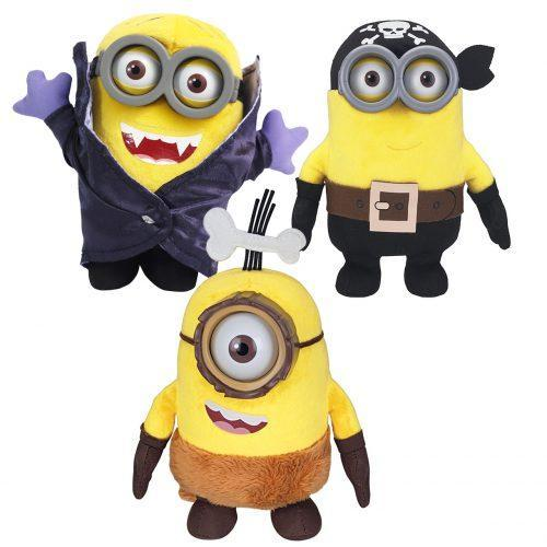 Minions Plush Buddies Deluxe
