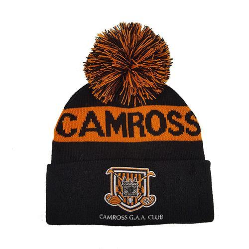 Camross GAA Bobble Hat Colgans