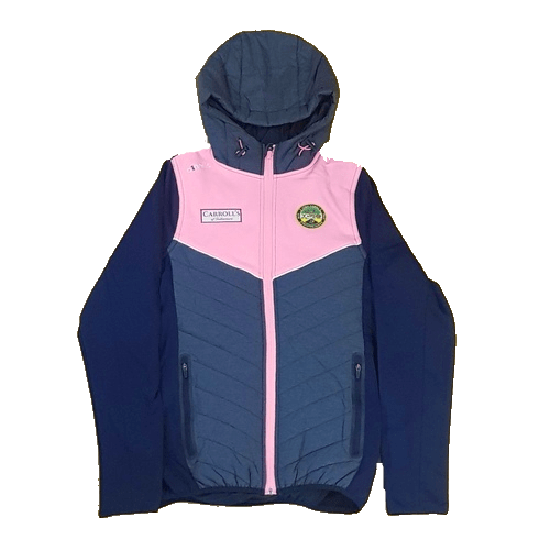 O'Neills Nevis Lightweight Hood Jacket Offaly Ladies