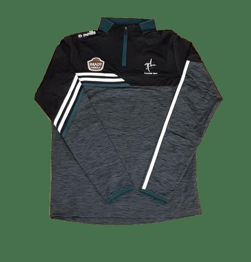 O'Neills Nevis Half-Zip Brush 3-Stripe Kildare 19/20