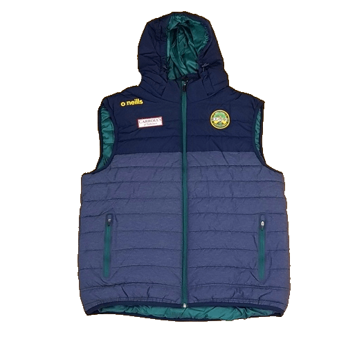 O'Neills Nevis Hooded Gilet Offaly 19/20