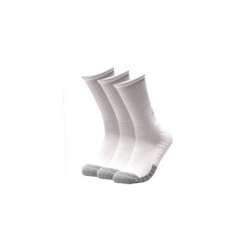Under Armour HeatGear Tech Crew Socks 3-Pack