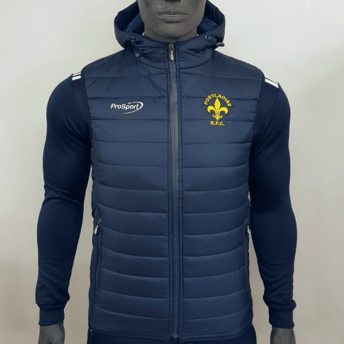 Prosport Portlaoise Rugby Padded Gilet