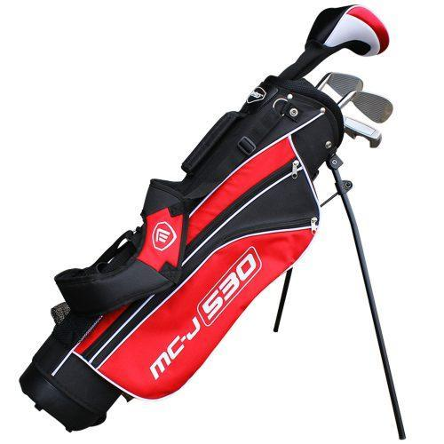 Masters Golf Junior Half Set 5-8 Years Right Hand MC-J530