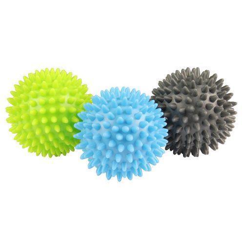 Fitness Mad Spikey Massage Ball - COLGANS