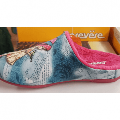 Berevëre Little Girl Slippers - Ladies