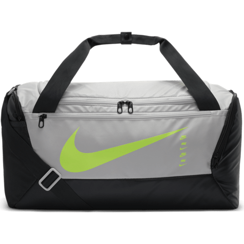 Nike Brasilia Training Duffel Bag - Grey