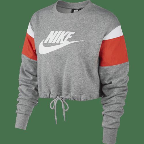 Nike Sweatshirt Ladies Crop