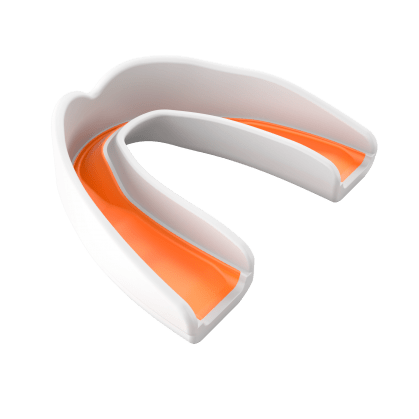 Shock Doctor Ultra Rugby Mouthguard - White