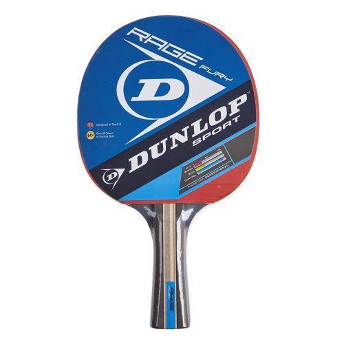 Dunlop Fury Table Tennis Bat