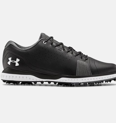 Under Armour Men's Fade RST 3 Wide E Golf Shoes