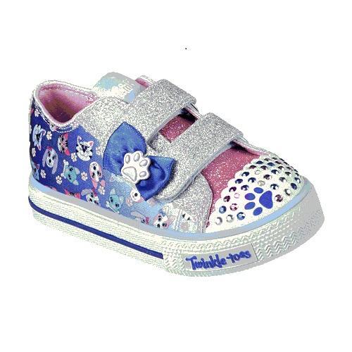 SKECHERS Twinkle Toes: Shuffles - Princess Paws shoe